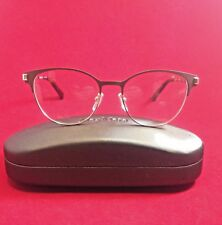 Brand New Max Mara Eyeglasses MM 1254 D18 Brown 51 17 140