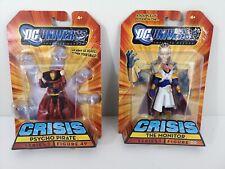 Mattel DC Universe Infinite Heroes Crisis Psycho pirata y el monitor figuras