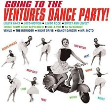 The Ventures - Going to the Ventures Dance Party! [New CD] UK - Import