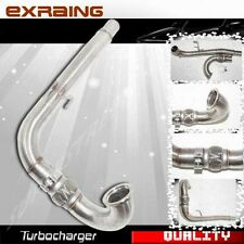"Stainless Steel Downpipe fits  2012-2015 VW Golf GTi 2.0T MK7 3"" Piping"