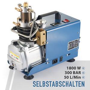 Hochdruckluftpumpe Kompressorpumpe Automatisch Stopp Elektrische PCP Kompressor