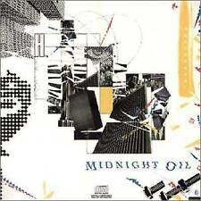 Midnight Oil : 10-9-8-7-6-5-4-3-2-1 Rock 1 Disc Cd
