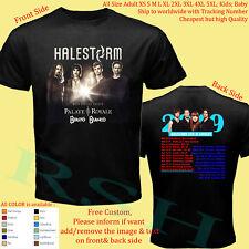 HALESTORM TOUR 2019 Concert Album Shirt Adult S-5XL Youth Babies Toddler
