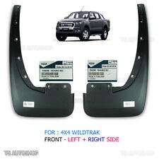 Front L+R Oem Genuine Mud Flap Splash Guard Fit 15-2017 Ford Ranger MK2 4x4 Xlt