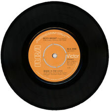 """BETTY WRIGHT  """"WHERE IS THE LOVE""""  MONSTER 70's SOUL MOVER    LISTEN!"""