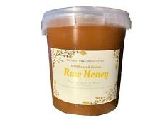 Pure Natural Raw Herb & Wildflower Honey 1.5 kg NEW harvest 2020