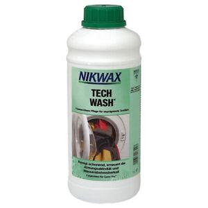 Nikwax Tech Wash 1L Waschmittel für Funktionsbekleidung