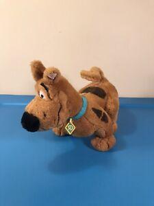 "Small Gund Poseable Bendable Legs Tail Scooby-Doo Plush Stuffed Animal 10"" Long"