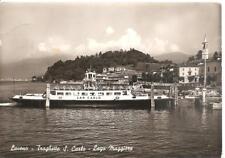 LAVENO  ( Varese )  -  Traghetto S. Carlo  -  Lago Maggiore