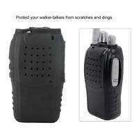 2pcs Walkie Talkie Pouch Holster Case Cover Bag Holder for Baofeng Two Way Radio