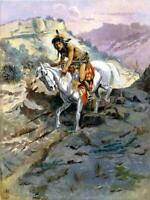 CHENPAT1389 100% hand painted hunter ridding horse oil painting art on canvas