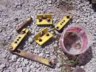 John Deere JD tractor rockshaft cultivator brackets bracket parts J D