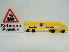 Arnold 6641 Spur N 1/160 Koffersattelzug Henschel gelb ´Stifts Pils TOP C182