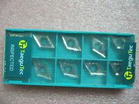 QTY 10x TaeguTec VCGT43.57.5-FL VCGT220530-FL K10 For Metal Aluminium Copper