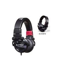 Pioneer SE-D10MT-K Steez Dubstep Headphones with Microphone (Black) /GENUINE