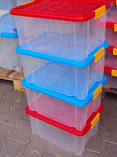 Euroboxen-stapelboxen M. Klemm-deckel stapelbar