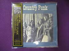 Country Funk / SAME SELF TITLE S.T +4 BONUS TRACKS  MINI LP CD new