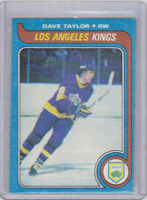 79-80 OPC O-Pee-Chee Dave Taylor Hockey Card #232 (2nd Year) (VG-Ex)