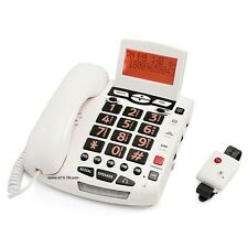 Senior Alarm- MEDICAL ALERT SYSTEM - NO MONTHLY FEE - Life 911 line
