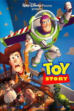 "47 Toy Story - 1 2 3 Hot Movie Art John Lasseter 24""x36"" Poster"
