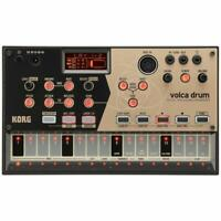 KORG volca drum Digital Percussion Synthesizer w/ Tracking NEW