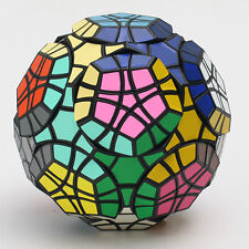 VeryPuzzle Football Rotary Magic Cube 32 Sides Twisty Puzzles Intelligence Toys