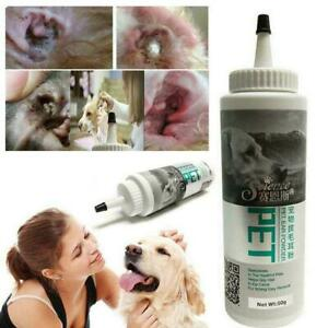 Pet Ear Powder For Dogs and Cats Pet Ear Health Care Hair to NICE Remove H0U5
