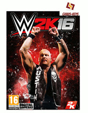 WWE 2K16 Steam Key Pc Game Download Code Neu Key Global [Blitzversand]