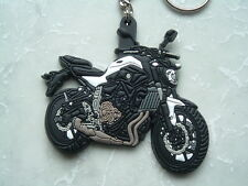 FANTASTIC YAMAHA MT07 MT 07 MTO9 O7 KEYRING RUBBER BRAND NEW JUST IN!!!!