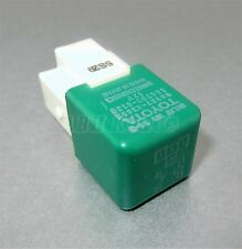155-Toyota Lexus 4-Pin Green Cooler Fan Relay 90987-03003 Denso 156700-0130 B4-5