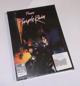 """PRINCE """"PURPLE RAIN"""" DVD 1999 EDIZIONE SNAPPER ITALY RARE - SIGILLATO SEALED"""