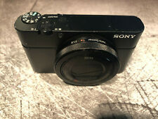 Sony Cyber-shot DSC-RX100 IV RX100M4 Digital Camera with Extra Batteries