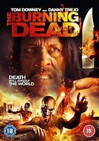 The Burning Dead DVD  Danny Trejo