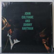 JOHN COLTRANE 'And Johnny Hartman' Gatefold Vinyl LP NEW/SEALED