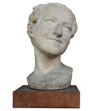Sculpture en pierre en époque 1900