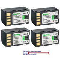 Kastar Replacement Battery for JVC BN-VF815 & GZ-MG155 GZ-MG150EX GZ-MG150US