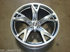 "19"" 09-12 Nissan 370z REAR Wheel RIM OEM RAYS Touring FACTORY Roadster 62526"