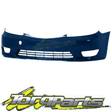 FRONT BAR COVER BLUE SUIT TOYOTA CAMRY CV36 04-06 SERIES 2 BUMPER