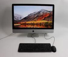 """Apple iMac A1312 27"""" Desktop - MB952LL/A (October, 2009) 8GB RAM 1TB HDD"""