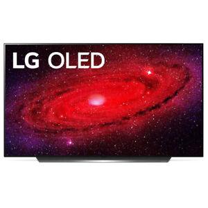 """LG 77"""" CX 4K Smart OLED TV w/ AI ThinQ - OLED77CXPUA 77 Inch TV 77CX"""