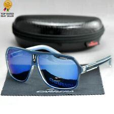 Hot Luxury Men's Sunglasses Ruthenium Pilot Gradient Lens Eye Carrera Glasses