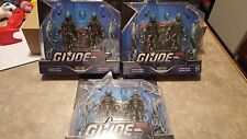 G.I. JOE ACTION MISB LOT OF 3 ZOMBIE VIPER 2-PACK SEALED LIVING DEAD COBRA TROOP