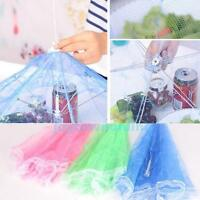 Folding Food Umbrella Cover Picnic Barbecue Party Fly Mosquito Tent Up Mesh Net