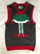 V Neck Regular Size M Christmas Sweaters For Men For Sale Ebay