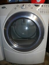Whirlpool Wgd9400Sw2 Duet Gas Dryer - White