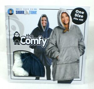 New The Comfy Original One Size Fits All Luxurious Material Color Blue