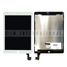 iPad Air 2 2nd Gen White LCD Touch Screen Digitizer Assembly Repair Part USA