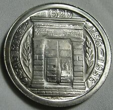 "Colombia 1956 Silver Peso ""200 Anniv. Popayan Mint"" Uncirculated"