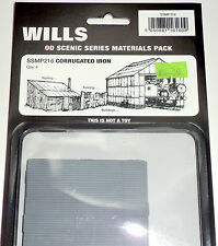 New Wills Scenic Series Corrugated Iron SSMP216