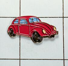 Pin VW Beetle Red Yellow Lights brezelkäfer (an2192)